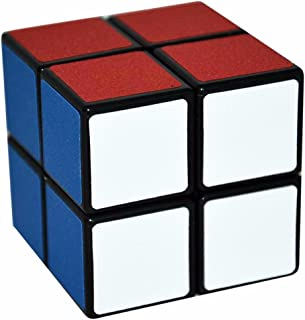 lsmy 1 2 x 2, Puzzle Cubo Juguete Negro