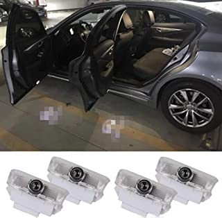 Car LED Door Logo Projector Ghost Shadow Lights Welcome Lamp for Infiniti EX FX G M Series Q50 Q70 QX70 QX50