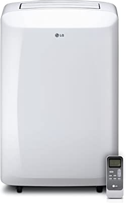 Amazon com: LG 10,000 BTU 115V Portable Air Conditioner with