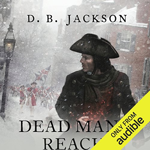Dead Man's Reach audiobook cover art