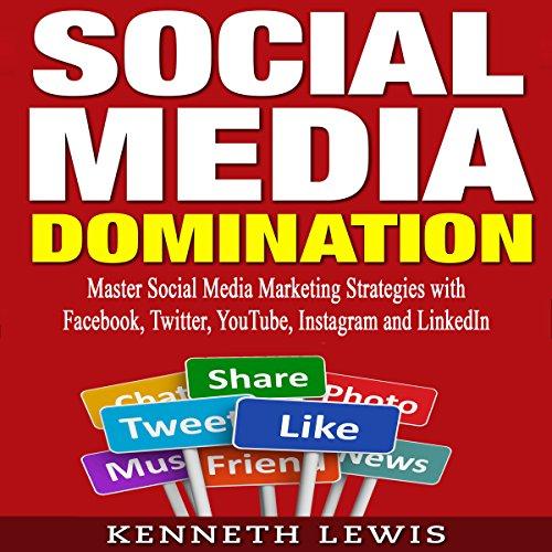 Social Media Domination cover art