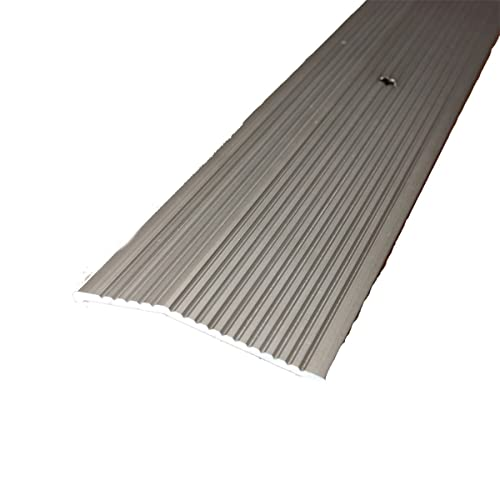 M-D Building Products 43858 M-D Extra Wide Fluted Carpet Trim, 2 In W X 36 In