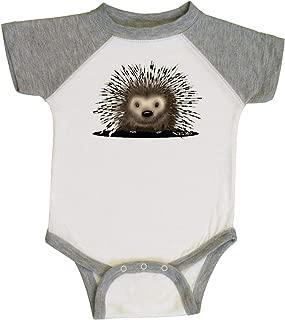 porcupine onesie