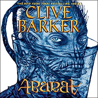 Abarat, Book 1 audiobook cover art