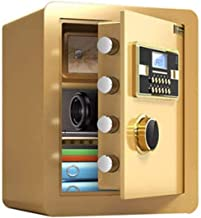 ZXNRTU Safety Boxes for Home, Cabinet Safes Security Lock Boxes Home Safe Office Invisible Wall-in-Closet Safe for Home an...