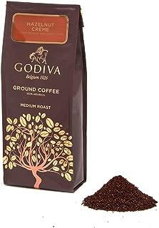 Godiva Chocolatier Assorted Hazelnut Ground Coffee Gift Bag, 10 Ounce
