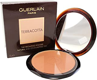 Guerlain Terracotta The Bronzing Powder, No. 02 Naturel/natural Blondes, 0.35 Ounce