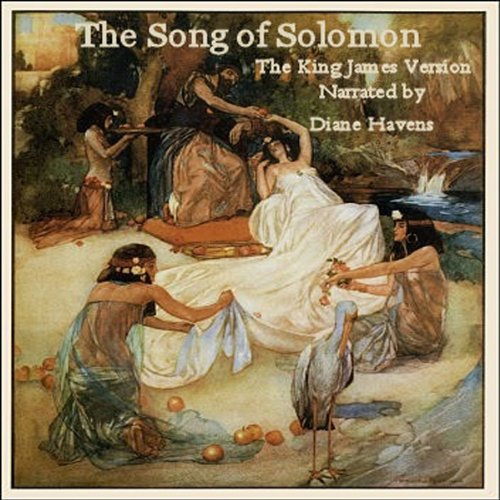 The Song of Solomon, King James Version audiobook cover art