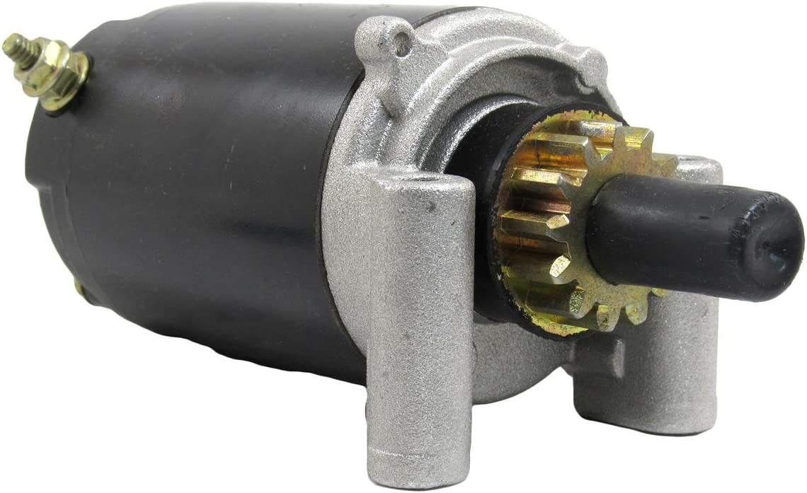 Rareelectrical NEW Large New popularity special price STARTER COMPATIBLE WITH CUB MOWER ZERO CADET