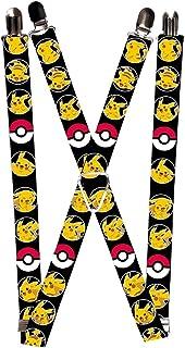 Buckle-Down Suspender - Pokemon