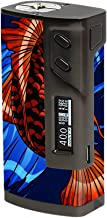 Skin Decal Vinyl Wrap for Sigelei 213W TC Temp Control Vape Mod Skins Stickers Cover / Koi Fish Traditional