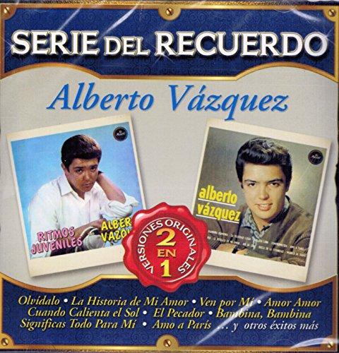 Alberto Vazquez (Serie del Recuerdo 2 en 1 Sony-534425)