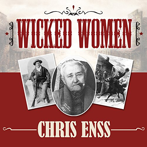 Wicked Women audiobook cover art