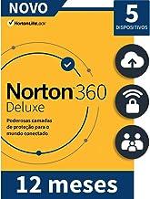 Norton 360 Deluxe 50gb Br 1 User 5 Device 12mo La Mm-2020-windows