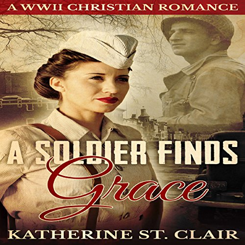 A Soldier Finds Grace audiobook cover art
