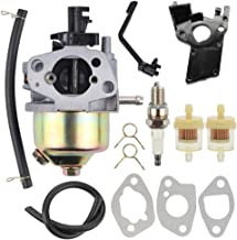 Mannial Carburetor Carb fit Honda GX120 GX160 GX200 168F 5.5HP 6.5HP 163cc 196cc Engine Champion Power Equipment 3000 3500 4000 Watts 6.5 HP Gas Generator