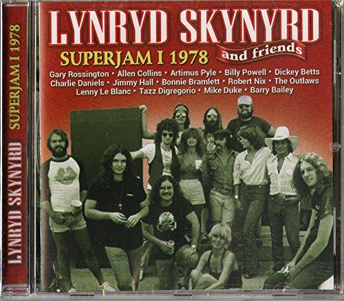 Lynyrd Skynyrd's Super Jam 1978 + Bonus Cuts & Ronnie Van Zant...