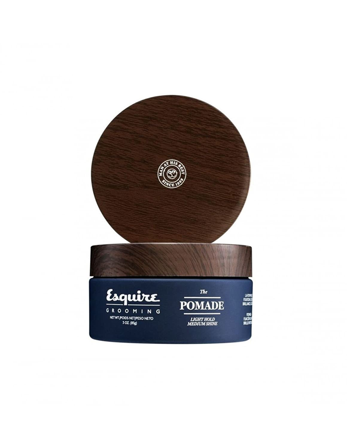 CHI Esquire Grooming The Pomade (Light Hold, Medium Shine) 85g/3oz並行輸入品