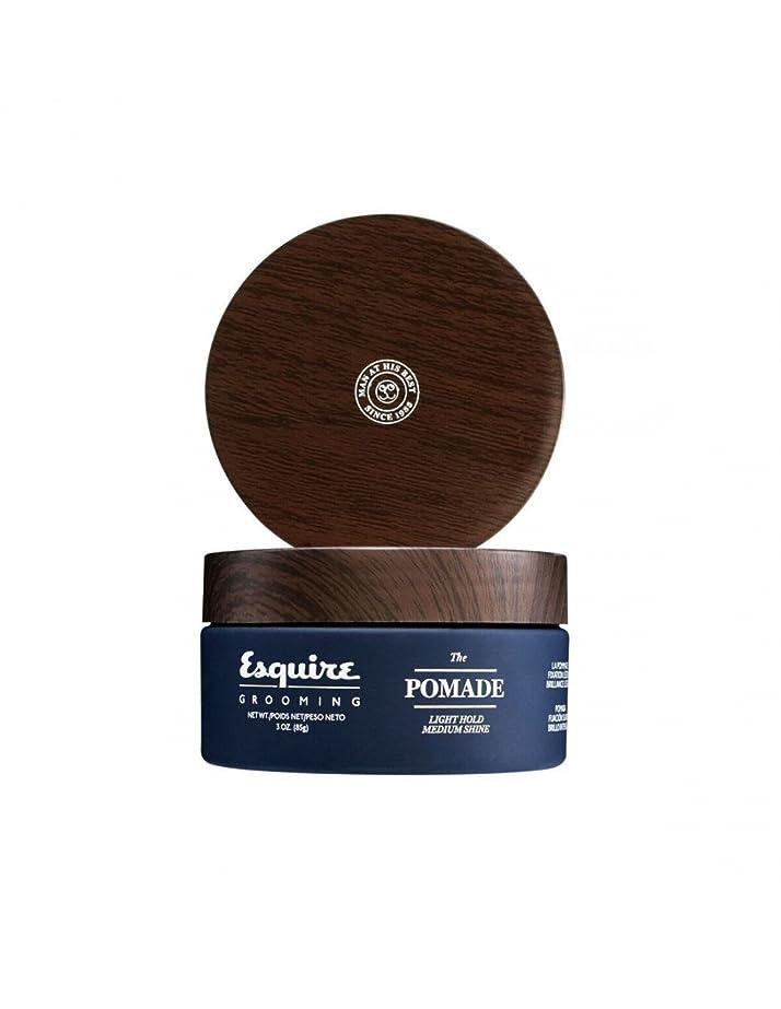 人質学習者山積みのCHI Esquire Grooming The Pomade (Light Hold, Medium Shine) 85g/3oz並行輸入品