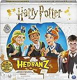 Spin Master Games 6053517 HedBanz Harry Potter Juego de Fiesta para niños, Multicolor