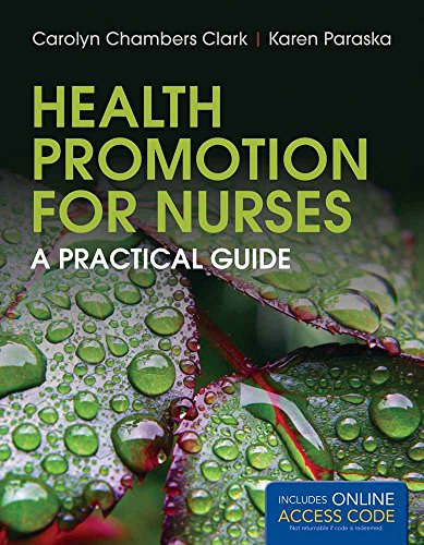 Download Health Promotion for Nurses: A Practical Guide 1449686672