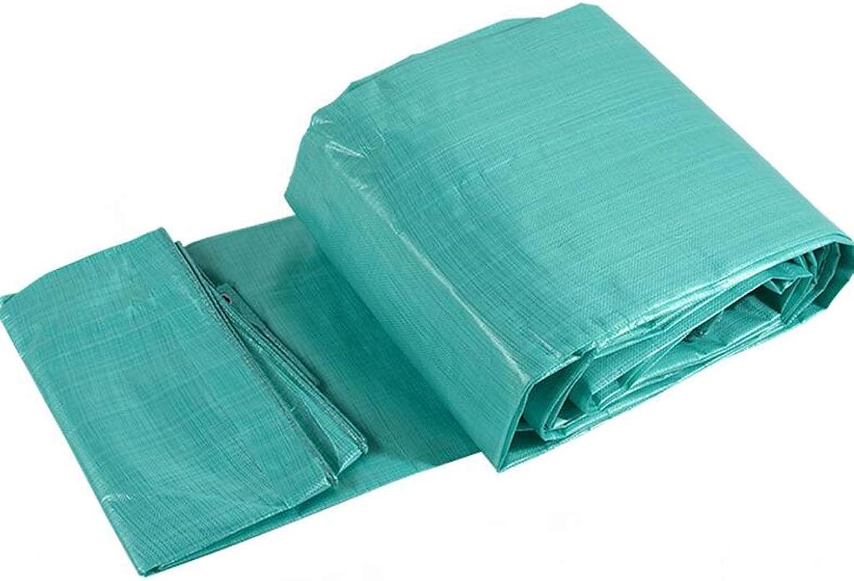 Plane Blatt, Regendicht Tuch, Regenfest Doppelseitige Wasserdichte Tuch, Light Weight - Blau (gre   3.8M7.8M)