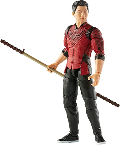 popular Marvel Hasbro Legends Series Shang-Chi discount and The Legend of The Ten Rings 6-inch Collectible Shang-Chi Action Figure Toy for Age discount 4 and Up sale