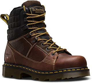 leather safety boots uk
