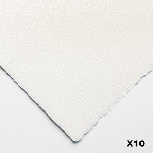 Arches Aquarelle 140lb (300 g m2) baises 22 po x 30 po (56X76cm) x 10