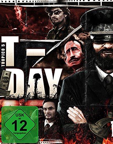 Tropico 5 - T-day [PC Code - Steam]