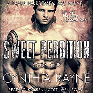 Sweet Perdition audiobook cover art