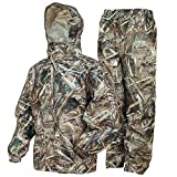 Frogg Toggs All Sport Rain Suit, Realtree Max-5, Size Large