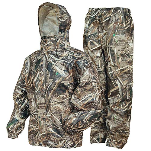 Frogg Toggs All Sport Rain Suit, Realtree Max-5, Size 3X-Large