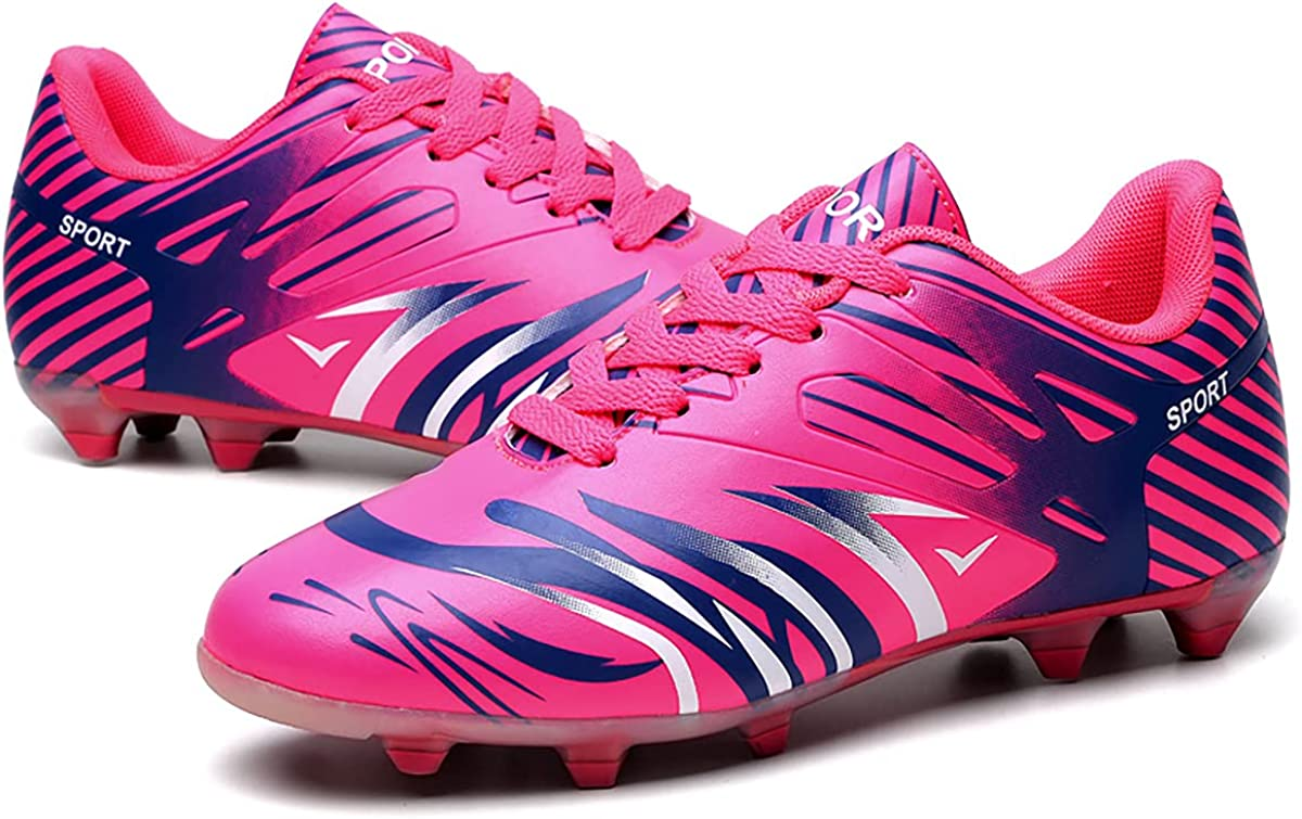 TOPAOJC Children's Football Spiked Washington Mall Shoes 2021 model Men's