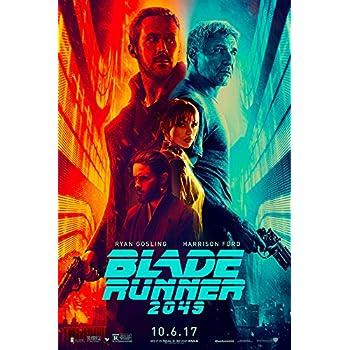 BLADE RUNNER 2049 Movie PHOTO Print POSTER Film IMAX Ryan Gosling Glossy 014