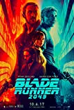 KodiakPrints Blade Runner 2049 (Ryan Gosling, Harrison Ford) IMAX - Movie Poster - Size 24'x36'