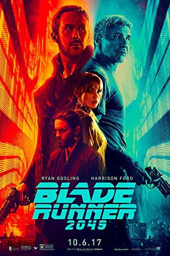 "BLADE RUNNER 2049 (Ryan Gosling, Harrison Ford) IMAX - Movie Poster - Size 24""x36"""