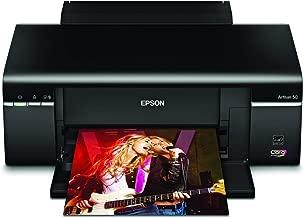 Epson Artisan 50 Color Inkjet Printer (C11CA45201) (Renewed)