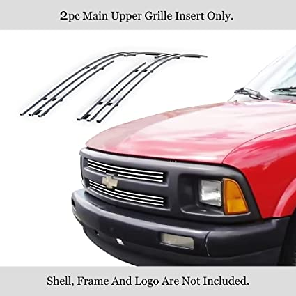 GM1200225 NEW 1994 1997 FRONT GRILLE FOR CHEVROLET BLAZER S10 ...