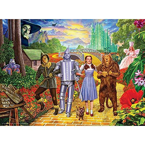 LBGMN 5D Wizard Of Oz Emerald City Full Diamond Painting Cross Stitch Kits Art Cartoon 3D Paint By Diamonds-30x40cm(11.8x15.7inch)