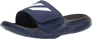 adidas Originals 男士 Alphabounce Slide 运动凉鞋