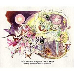 "SaGa Frontier Original Soundtrack"""