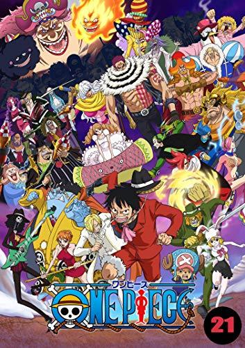 Best Manga: One Piece Volume 21 (Chap 501-525) (English Edition)