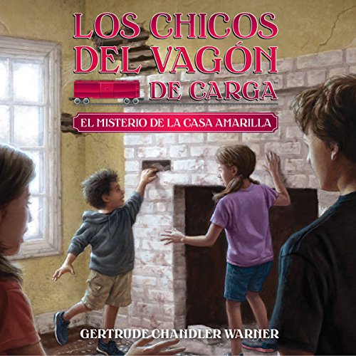 El Misterio de la Casa Amarilla [The Mystery of the Yellow House] audiobook cover art