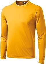 Opna Men's Long Sleeve Moisture Wicking Athletic Shirts
