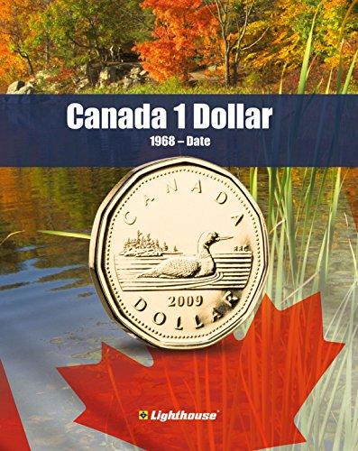 Lighthouse VISTA Coin Album for Canada 1 Dollar, Vol. 2 1968 – Date