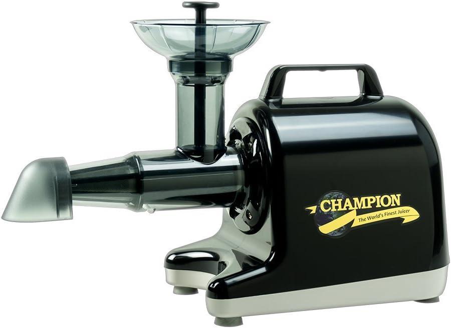 Champion masticating juicer