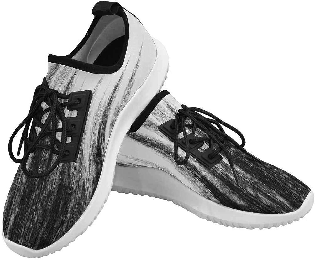 InterestPrint Dolphin Ultra Light Walking Financial sales free shipping sale Women Shoes for Black