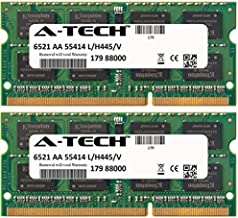 A-Tech 8GB KIT (2 x 4GB) For Toshiba Toshiba Satellite C660-23N C660-258 C660-26G C660-26Z C660-28D C660-28T C660-2D7 C660-2DL C660-2DV C660-2E1 C660. SO-DIMM DDR3 NON-ECC PC3-12800 1600MHz RAM Memory