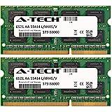 A-Tech 8GB KIT (2 x 4GB) For Sony Vaio VPC L Series VPCL22DFX VPCL22K1E VPCL22S1E VPCL22S1R VPCL22SFX VPCL22V1E VPCL22Z1E VPCL22Z1R VPCL231FX VPCL232. SO-DIMM DDR3 NON-ECC PC3-10600 1333MHz RAM Memory